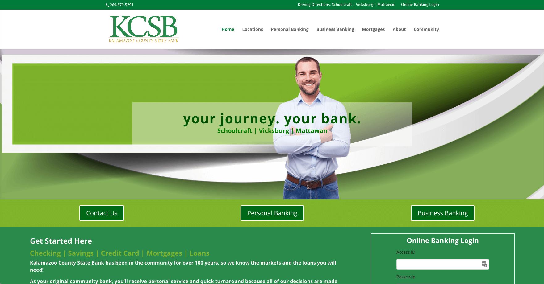 Kalamazoo County State Bank Your Local Kalamazoo Bank - Us counties starting with z